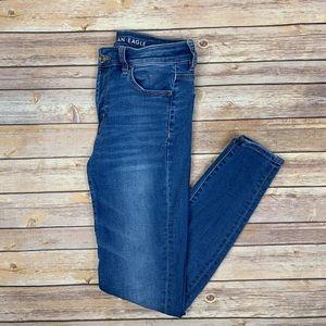 American Eagle Hi Rise Jegging Jeans
